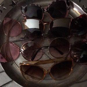 Accessories - Women's sunglasses